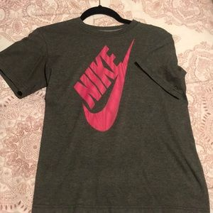 NIKE - Grey and Pink